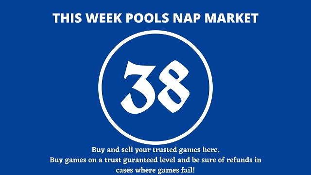week 38 pool nap market 2021