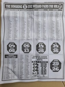 week 38 pools telegraph 2021 page 12