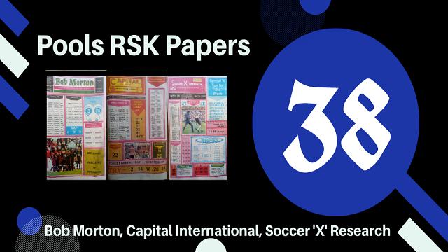 week 38 rsk papers 2021