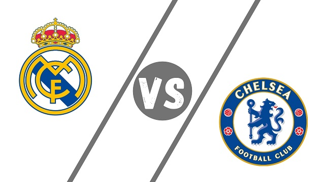 real madrid vs chelsea uefa champions league 27 04 2021
