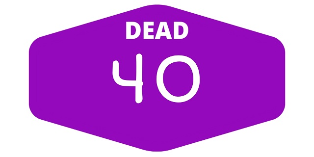 week 40 dead games 2021