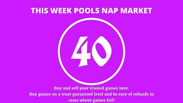 week 40 pool nap market 2021