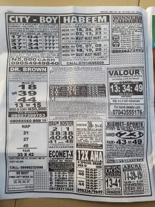 week 40 pools telegraph page 4