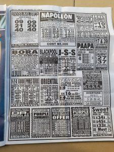 week 40 pools telegraph page 9
