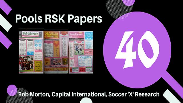 week 40 rsk papers 2021