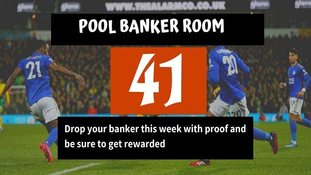 week 41 banker room 2021