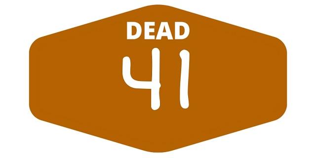 week 41 dead games 2021