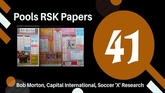 week 41 rsk papers 2021