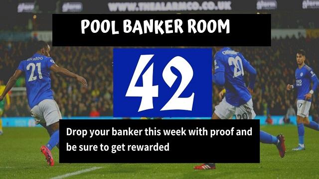 week 42 banker room 2021