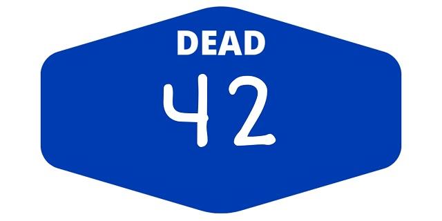 week 42 dead games 2021