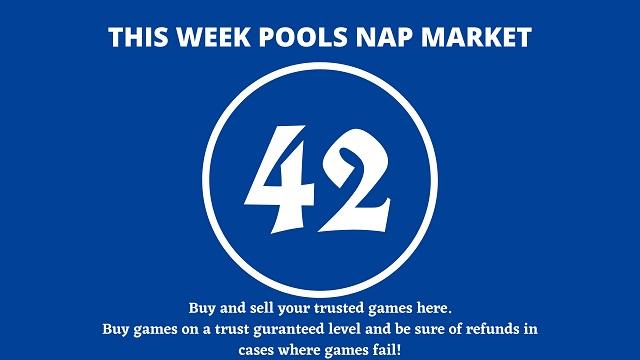 week 42 pool nap market 2021