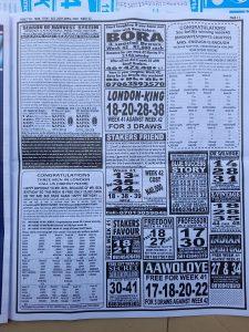 week 42 pools telegraph 2021 page 11
