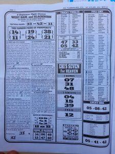 week 42 pools telegraph 2021 page 2
