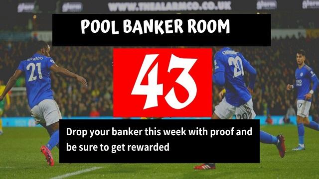 week 43 banker room 2021