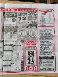 week 43 pools telegraph 2021 page 7