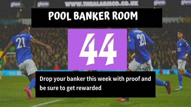 week 44 banker room 2021