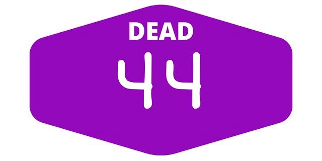 week 44 dead games 2021
