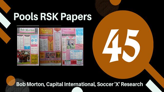 week 45 rsk papers 202