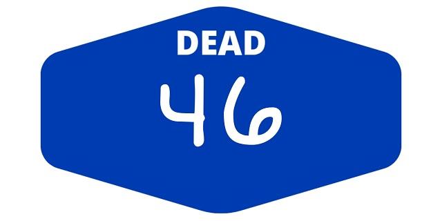 week 46 dead games 2021