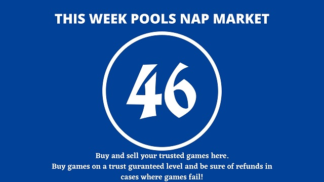 week 46 pool nap market 2021