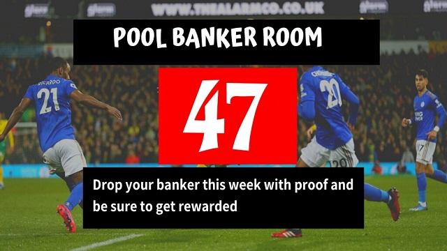 week 47 banker room 2021