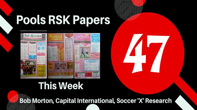 week 47 rsk papers 2021