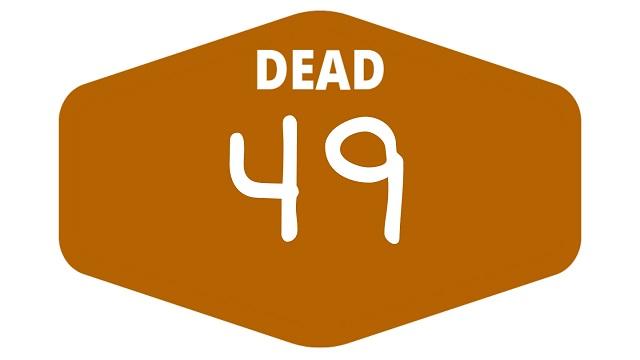 week 49 dead games 2021