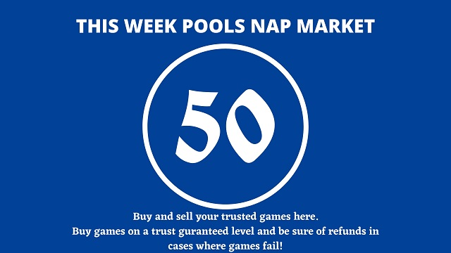 week 50 pool nap market 2021