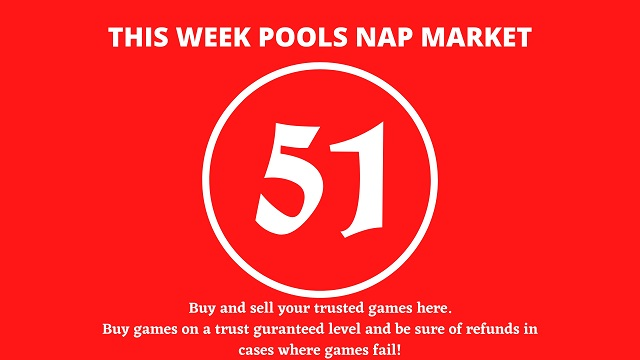 week 51 pool nap market 2021
