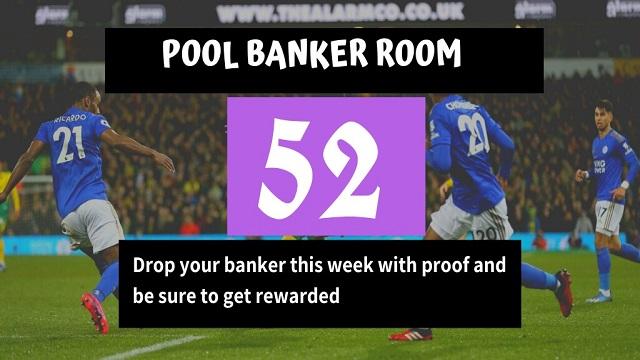 week 52 banker room 2021