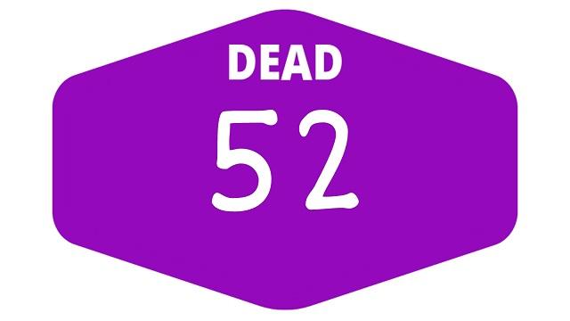 week 52 dead games 2021