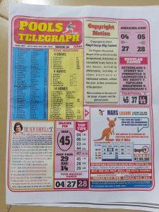 week 52 pools telegraph 2021 page 1