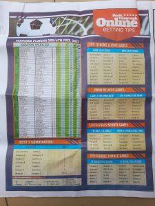 week 1 pool telegraph 2021 page 8