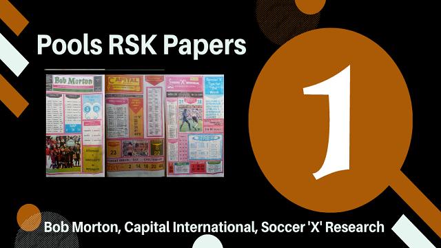 week 1 rsk papers 2021