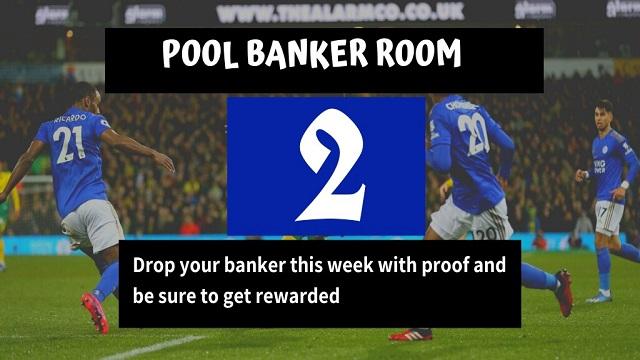 week 2 banker room 2021