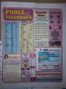 week 2 pool telegraph 2021 page 1