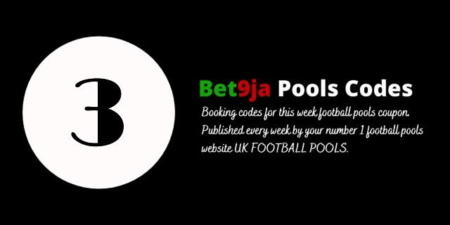 week 3 bet9ja code 2021