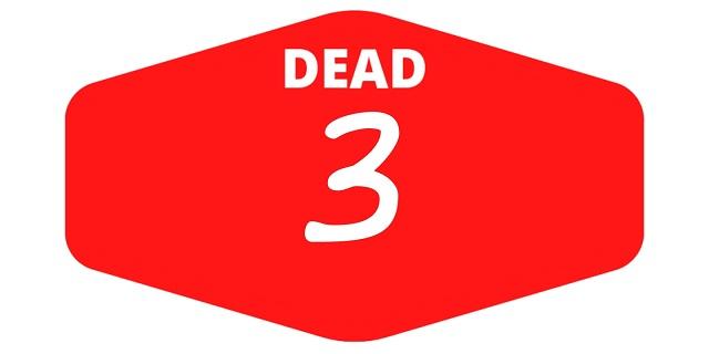 week 3 dead games 2021