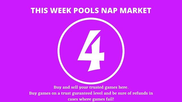 week 4 pool nap market 2021