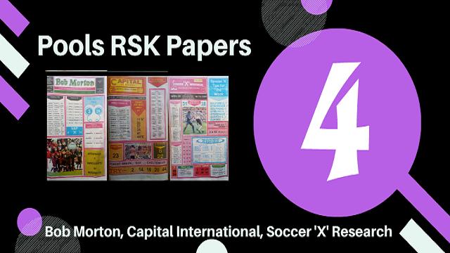 week 4 rsk papers 2021