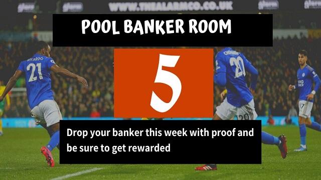week 5 banker room 2021
