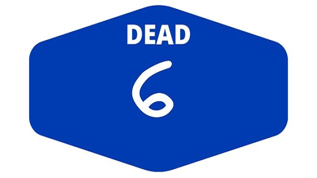 week 6 dead games 2021