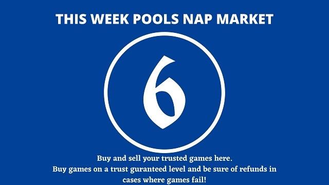 week 6 nap market 2021