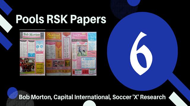 week 6 rsk papers 2021