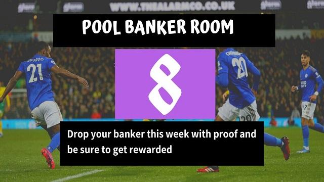 week 8 banker room 2021