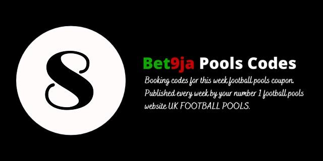week 8 bet9ja code 2021