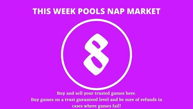 week 8 nap market 2021