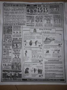 week 9 pools telegraph 2021 page 12