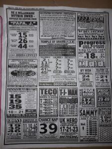 week 9 pools telegraph 2021 page 3