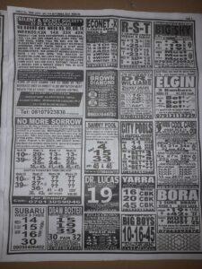 week 9 pools telegraph 2021 page 5